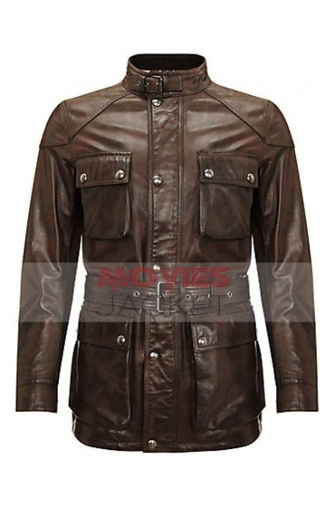 Easy Virtue Larita Whittaker Leather Jacket