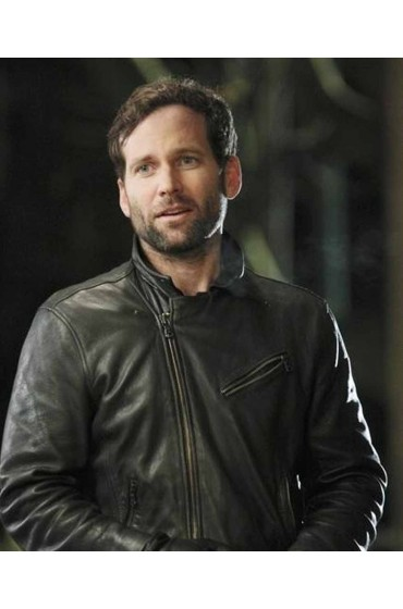Eion Bailey Once Upon A Time Leather Jacket