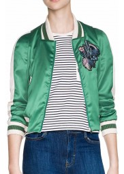 The Good Place Eleanor Shellstrop Varsity Jacket