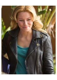 Elizabeth Banks People Like Us Movie Frankie Leather Jacket
