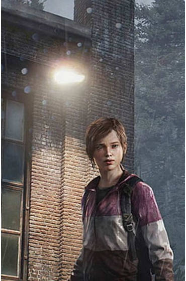 Ellie The Last Of Us Part II Hoodie