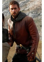 Emerald City Oliver Jackson Cohen Leather Jacket