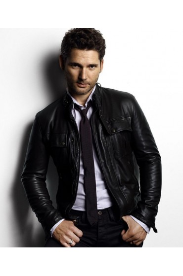 The Finest Hours Movie Eric Bana Leather Jacket