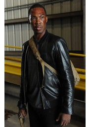 Eric Carter 24 Legacy Corey Hawkins Leather Jacket