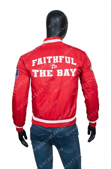 Faithful To The Bay Red Jacket