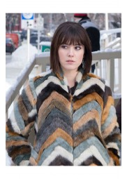 Fargo S03 Mary Elizabeth Winstead Fur Jacket