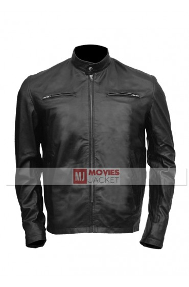 Vin Diesel Leather Jacket Fast And The Furious