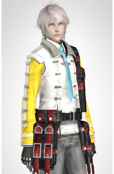Hope Estheim Final Fantasy 13 Jacket