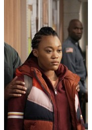 For Life Joy Bryant Puffer Jacket with Hood