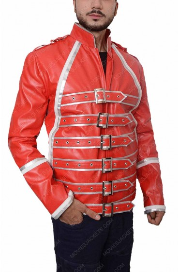 Freddie Mercury Red Jacket for sale