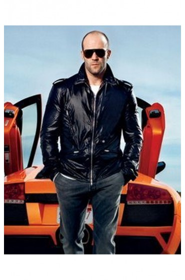Furious 7 Ian Shaw Leather Jacket