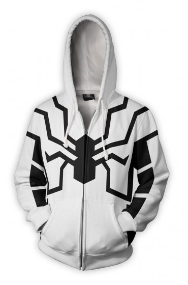 Future Foundation Spiderman Zip up Hoodie