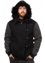 Game Of Thrones Jon Snow Fur Hoodie