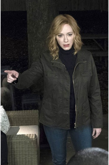 Good Girls Christina Hendricks Jacket