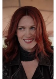 Good Omens Mireille Enos Jacket