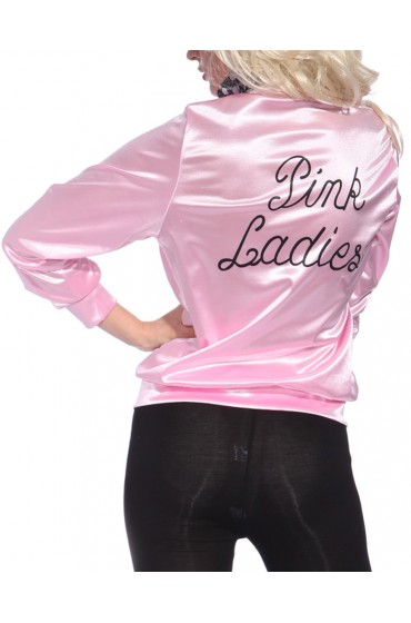 Pink Ladies Grease Jacket