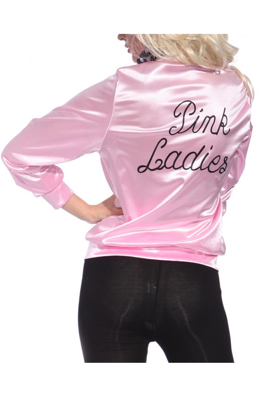 Pink Ladies Jacket - Pink Lady Jacket - Movies Jacket