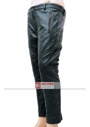Stephen Amell Green Arrow Leather Pants
