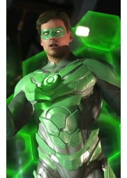 Green Lantern Injustice 2 Jacket