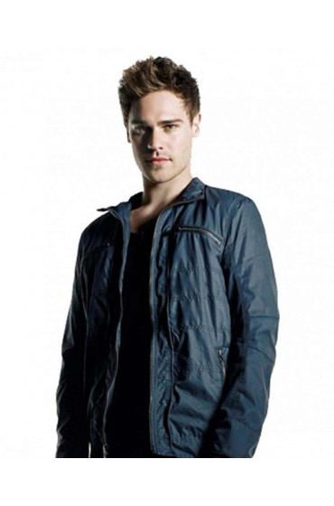 Grey Damon Star Crossed Grayson Jacket