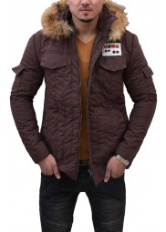 Harrison Ford Star Wars Han Solo Parka