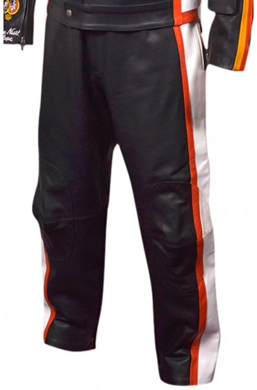 Harley Davidson and The Marlboro Man Motorcycle Leather Pants