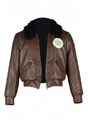 Hetalia America Alfred F Jones Leather Jacket