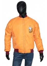 Home Alone Yellow Bomber Jacket