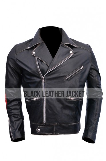 Hot Tub Time Machine Rob Corddry Leather Jacket