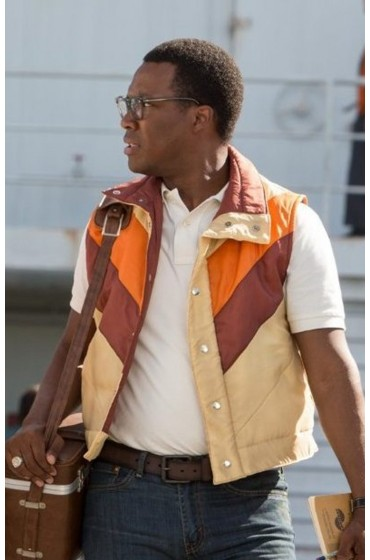 Houston Brooks Kong Skull Island Corey Hawkins Vest