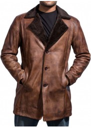 Hugh Jackman The Wolverine Coat