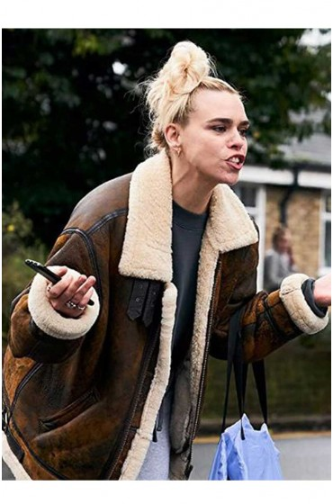 I Hate Suzie Billie Piper Leather Jacket