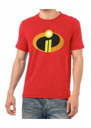 Incredibles 2 Logo Red T Shirt