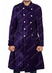 Into The Badlands Gaius Chau Purple Coat