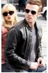 Jack Burlesque Movie Cam Gigandet Leather Jacket