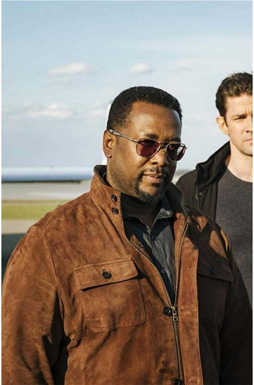 Tom Clancy`s Wendell Pierce Jacket