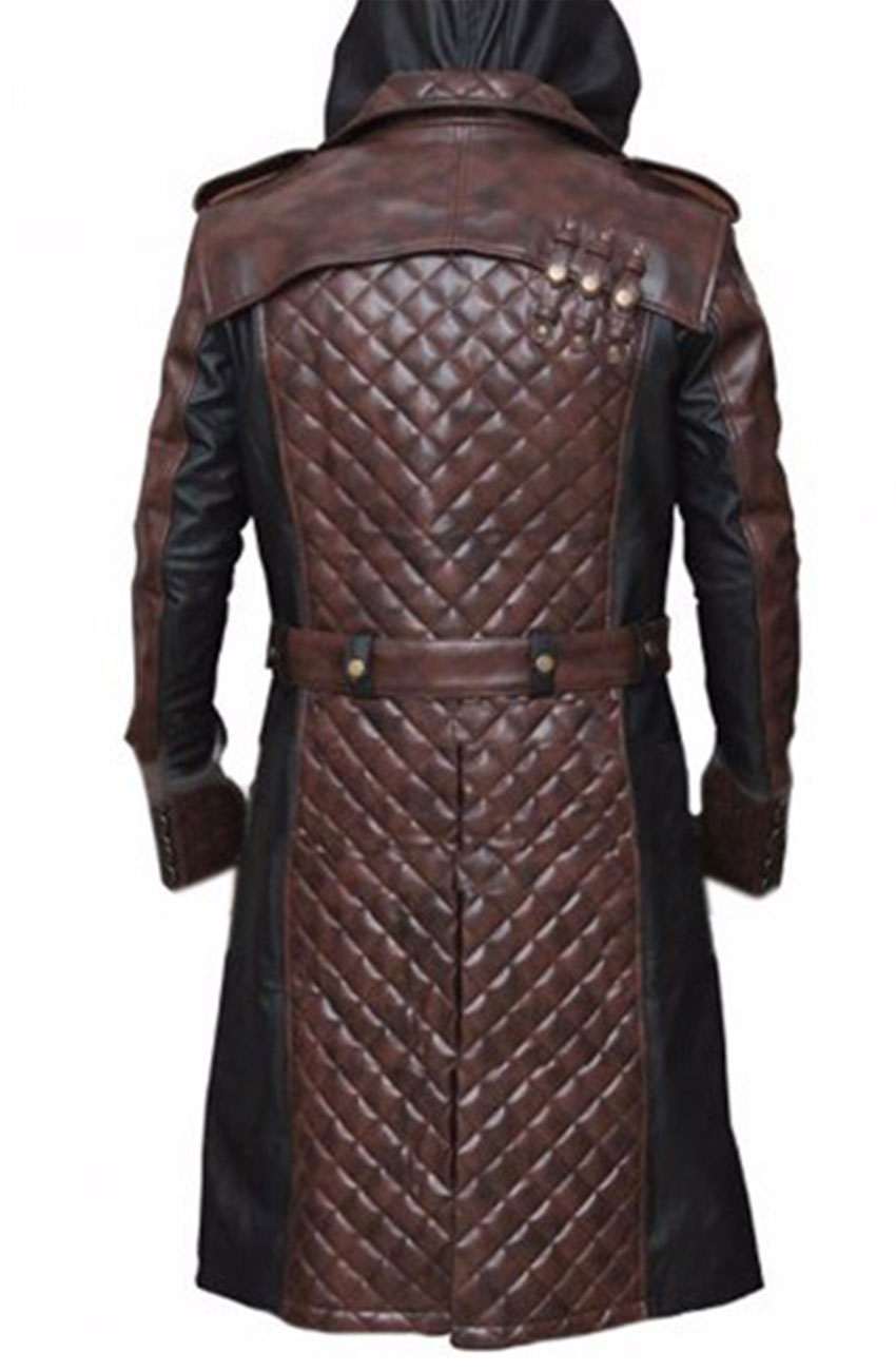 Get Assassin S Creed Syndicate Jacket Jacob Frye Coat