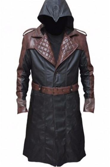 Assassin's Creed Syndicate Jacob Hoodie Coat