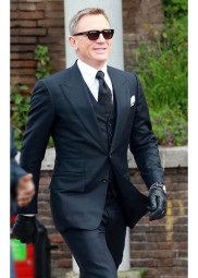 Spectre James Bond 3 Piece Suit