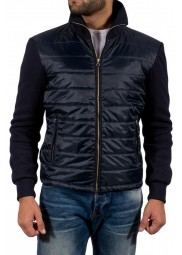 Austria James Bond Spectre Blue Bomber Jacket