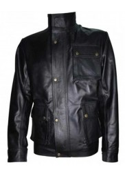 James Kirk Star Trek Leather Jacket