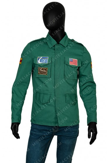 Silent Hill 2 James Sunderland Green Jacket