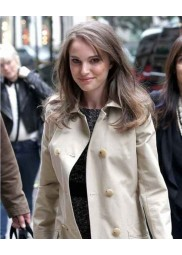 Jane Got A Gun Natalie Portman Coat