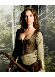 Jane Got A Gun Natalie Portman Leather Vest