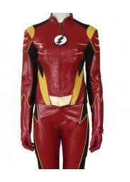 The Flash Season 3 Jesse Quick Jacket