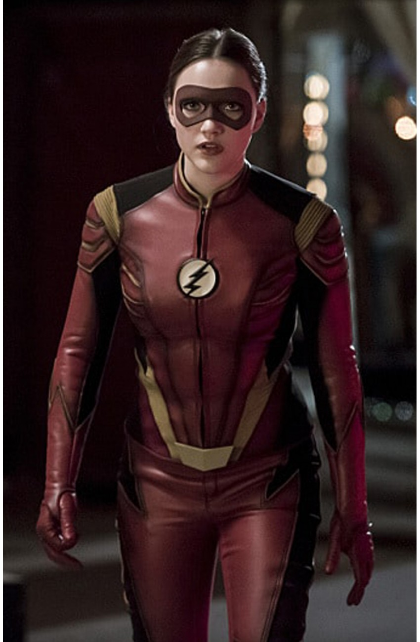 jesse quick jacket the flash womens jacket movies jacket