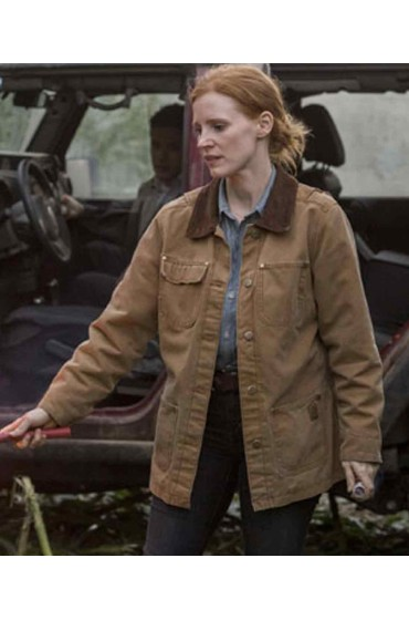 Jessica Chastain as Murph Movie Interstellar Jacket
