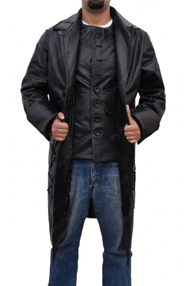 John Alden Salem Shane West Trench Coat