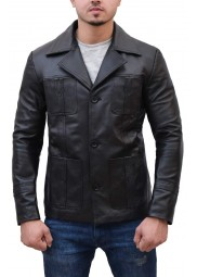 John Simm Life On Mars Sam Tyler Leather Jacket