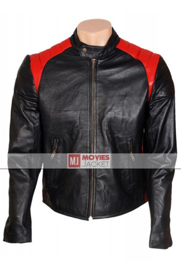 Jon Abraham Scary Movie Bobby Prinze Leather Jacket